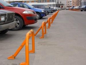 индивидуальные парковочные шлагбаумы