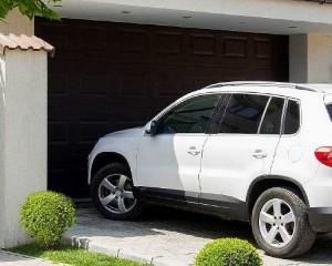 ширина гаражных ворот на 1 автомобиль