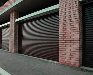 все про рулонные ворота на гараж