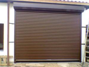 Стоимость гаражных ворот DoorHan рулонного типа