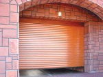рулонные ворота на гараж цена