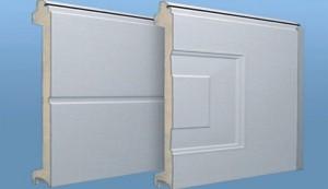 секционные ворота гаражные Hormann