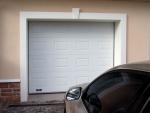 ворота гаражные секционные стоимость