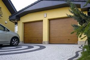 ворота на гараж автоматические примерная цена