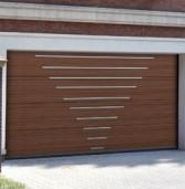 Примеры стоимости гаражных секционных ворот