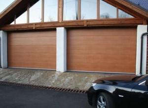 отечественные ворота для гаража Doorhan