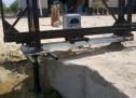 Откатные ворота на винтовых сваях под ключ: материалы, цены и особенности монтажа