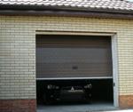 стандартные размеры секционных гаражных ворот