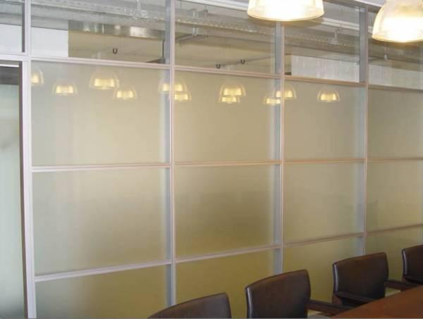 что говорят клиенты установившие офисные перегородки