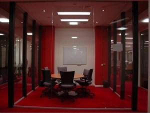 офисные перегородки от компании glasscore