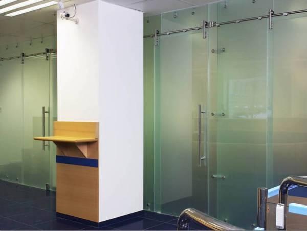 золотое сечение для офисных перегородок