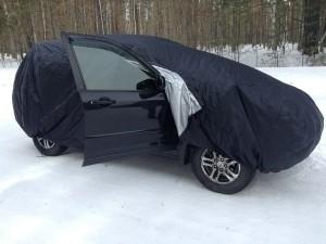 от чего может защитить ваш авто специальный тент чехол