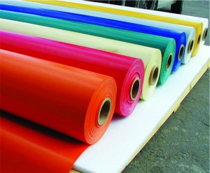 ткани для пошива тентов из ПВХ