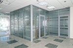 офисные перегородки glasscore