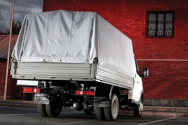 стоимость тента для автомобиля ГАЗ 3302