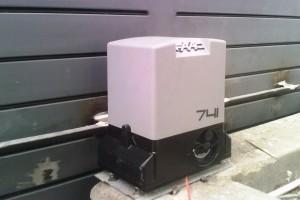 привод FAAC 741 и его обзор