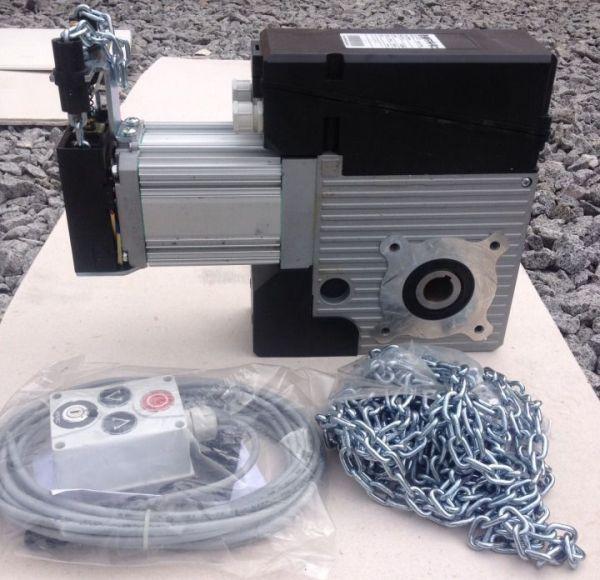 конструктивные особенности автоматики FAAC 540