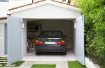 стандартная ширина гаражных ворот