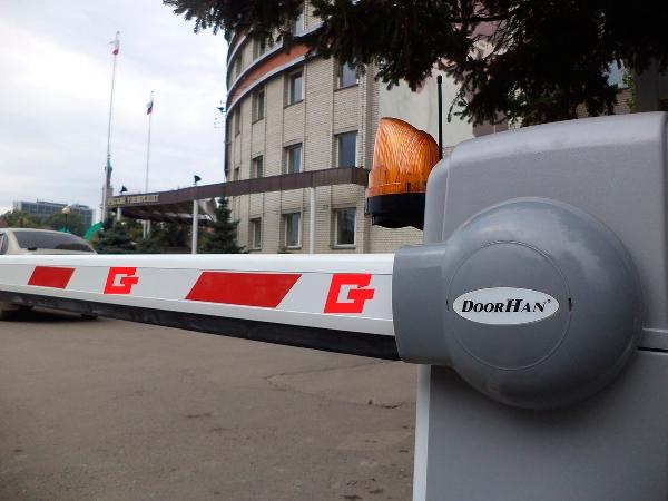 параметры шлагбаума doorhan barrier 6000